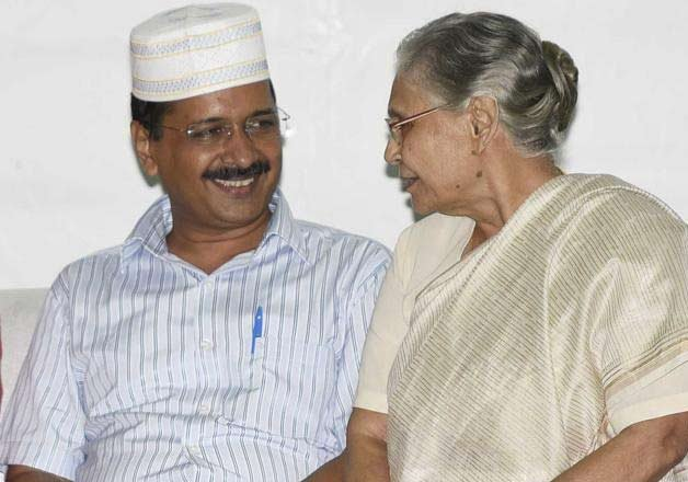 delhi is suffering because of kejriwal s confrontationist