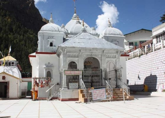 gangotri dham closes for winters