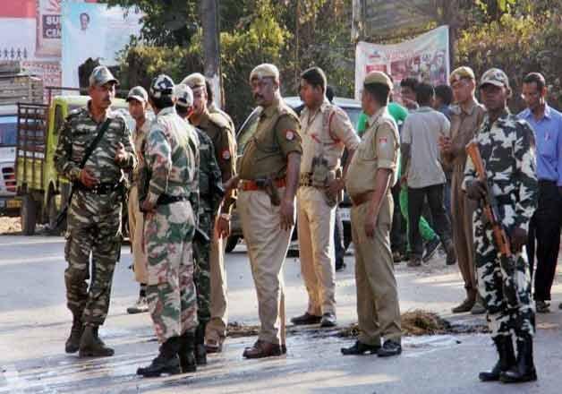 4 suspected bodo militants arrested in bengaluru
