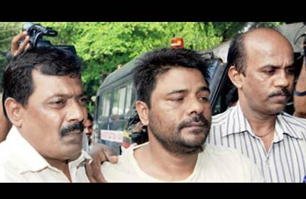 mumbai police used spice trader to catch bunty pandey