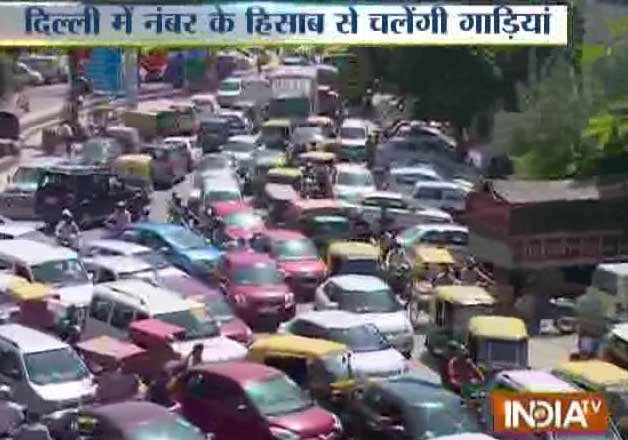 10 things you need to know about delhi govt s odd even
