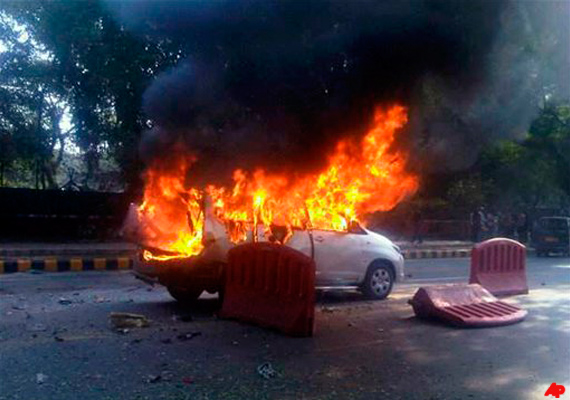 india has considerable evidence against iran in car bombing