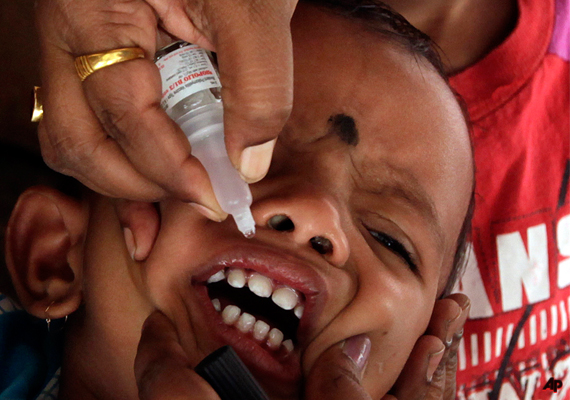 india taken off polio endemic list by who