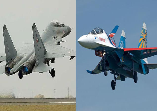 Indian, Chinese fighter aircraft come face to face near Arunachal