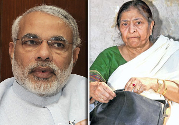 jaffery s widow disappointed with sit closure report on modi