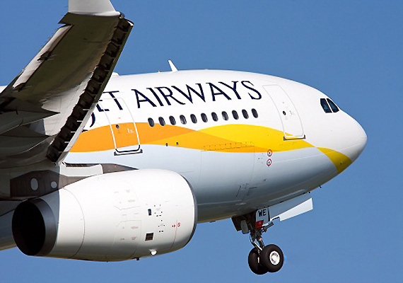 jet airways suspends pilot for allowing trainee to be