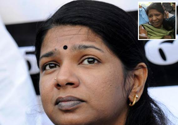 kanimozhi in tears raja explained court order to her