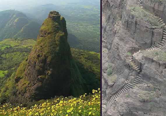 know about kalavantin durg world s most dangerous fortress