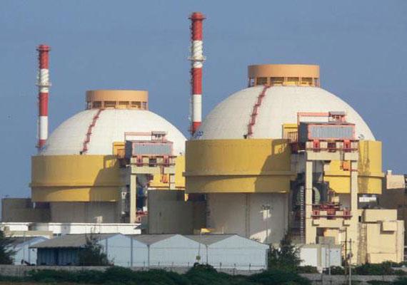 kudankulam n power plant generates 876 mw