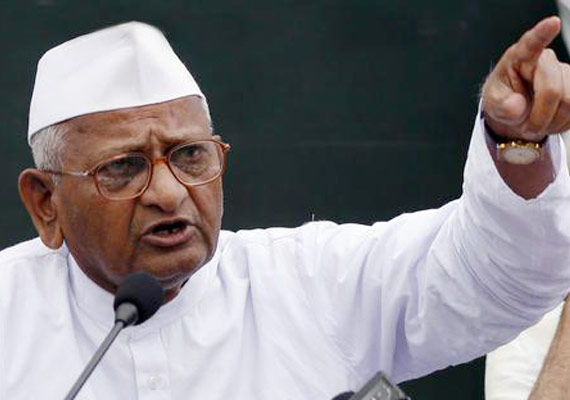 mps attitude an insult to constitution says anna hazare