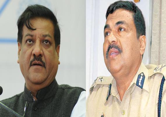 maharashtra govt may transfer mumbai police chief arup