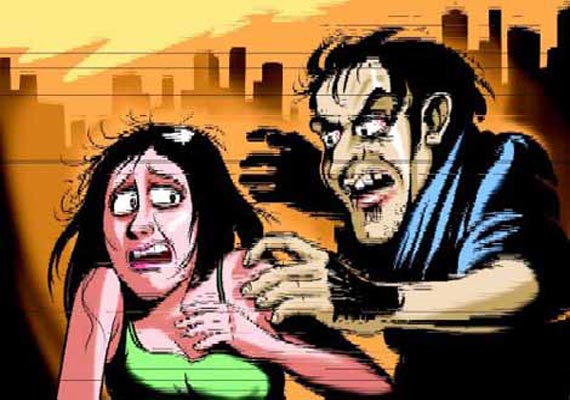 man arrested for molesting woman