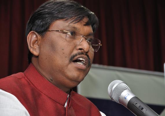 maoist menace not one state problem munda tells pc
