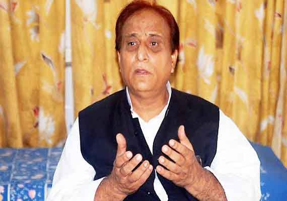 maverick up minister azam khan compares his buffaloes with
