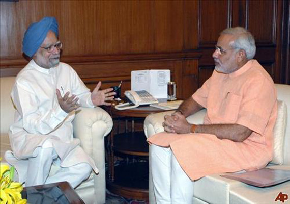 modi criticises pm for remarks on malnutrition