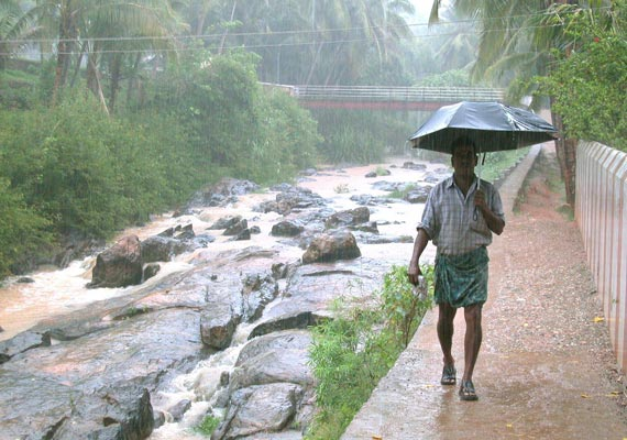 monsoon active over jharkhand