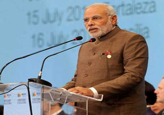 narendra modi first foreign leader to address nepal