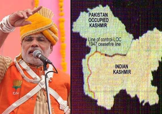 Narendra Modi govt to rename PoK as Pak-Occupied Jammu & Kashmir ...