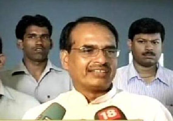no mining mafia in madhya pradesh says mp cm