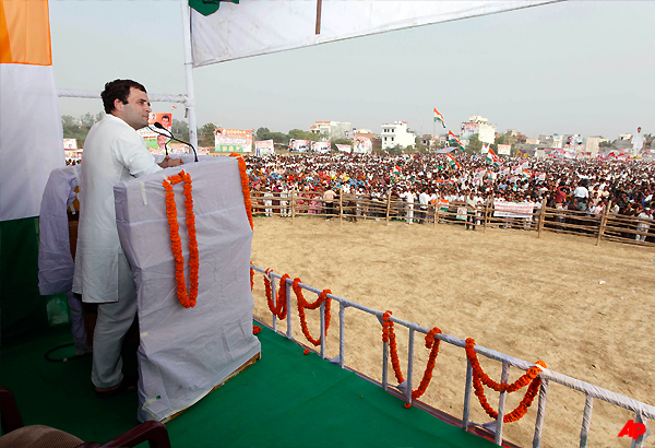 only youth power can remove corruption says rahul gandhi