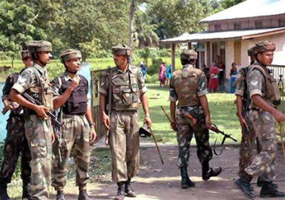 over 14 000 police posts vacant in assam