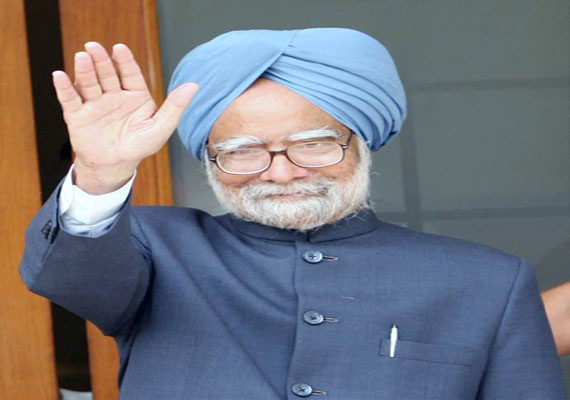 manmohan thanks country wishes new government success in