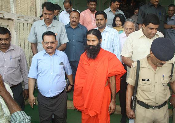 plea filed in court seeking criminal charges against ramdev
