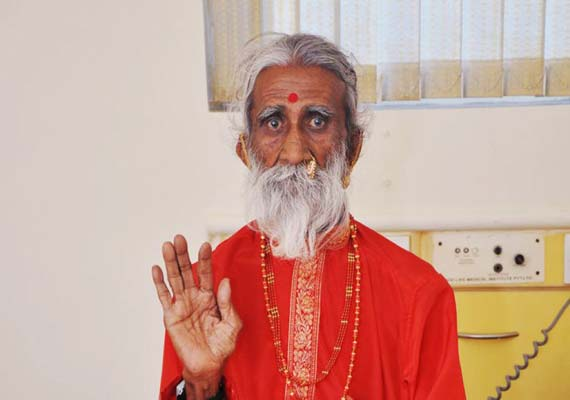 prahlad jani the sadhu who has lived without food or water