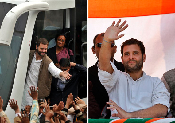fir filed against rahul for poll code violation