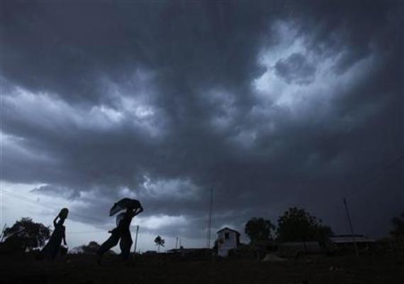 rains to reach delhi in next two days