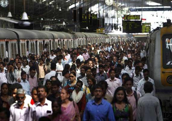 reduce hike in mumbai suburban rail fares nda mps demand