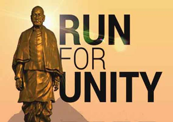 run for unity held in mp