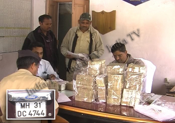seized rs 1 cr cash was meant for poor candidates says