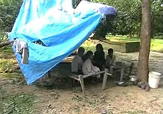shame aids patients children forced to live in up graveyard