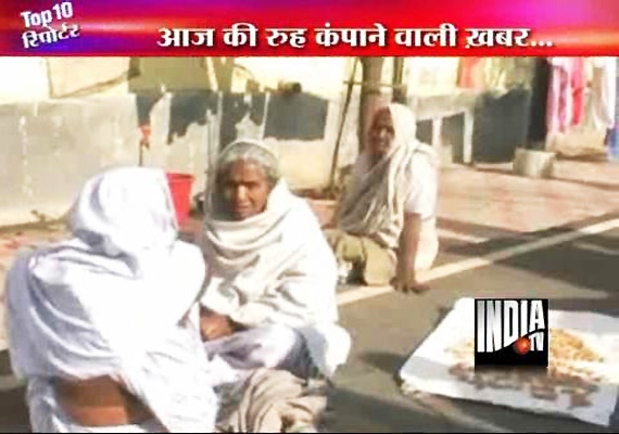 shame bodies of vrindavan widows cut to pieces by sweepers