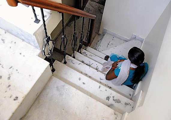 spurt in false cases by sexual abuse of domestic workers