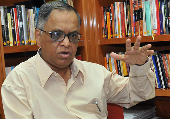 stop highlighting crime corruption violence narayana murthy
