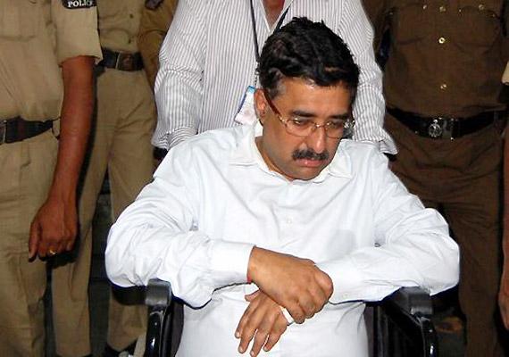 suspended ias officer acharya surrenders in emaar scam