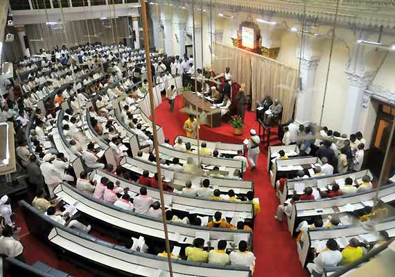 telangana bill heading towards defeat in ap assembly
