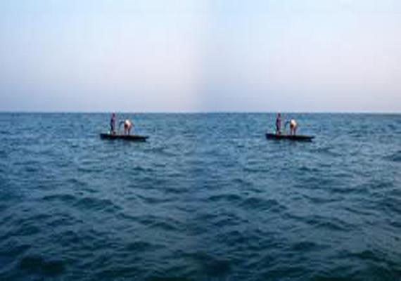 three fishermen drown in porbandar