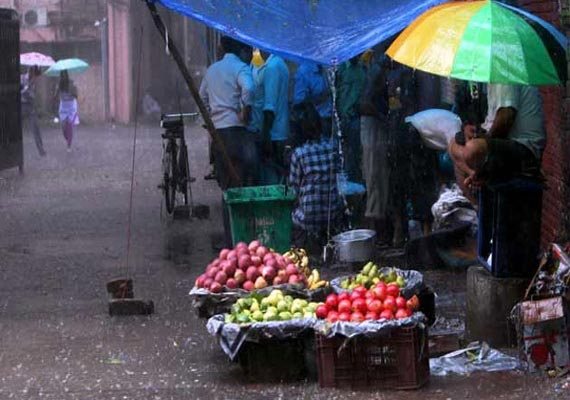 three killed in rain related incidents in up