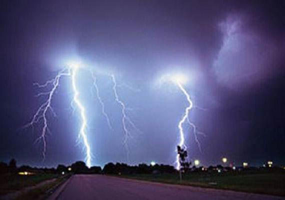 three killed two injured as lightning strikes rural areas