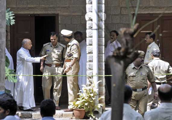 three priests arrested for murder in bangalore seminary