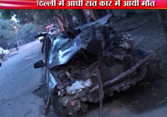 three killed as mitsubishi lancer rams into bus in south