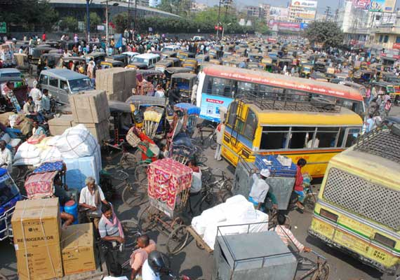 Traffic jams force Patna school to close for three days | India News