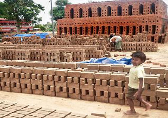 two children fall in brick kiln charred to death