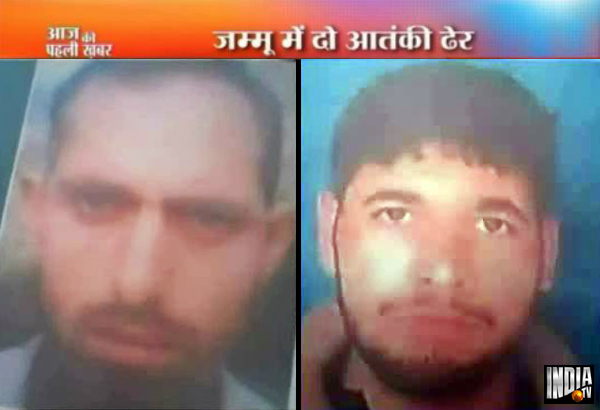 two lashkar militants killed in encounter in jammu kashmir