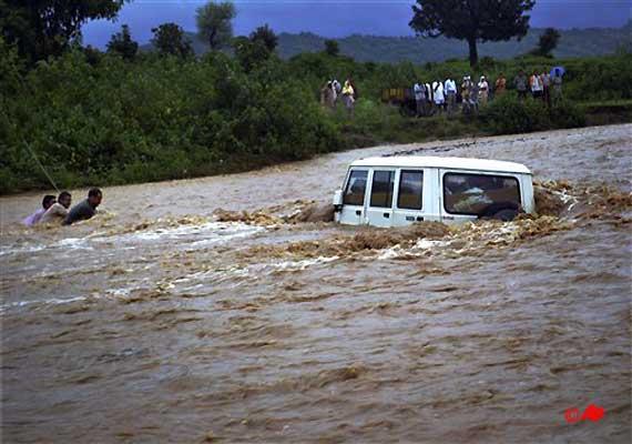 villager washed away in j k flash floods