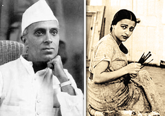 why amrita sher gil never painted nehru s portrait