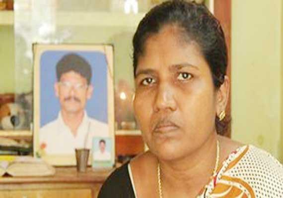wife of indian fisherman shot dead by italian marines seeks